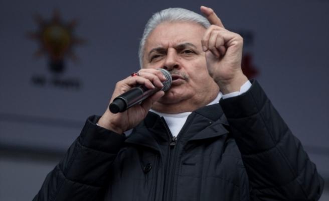 Başbakan Yıldırım: Kılıçdaroğlu Anayasayı tersinden okuyor