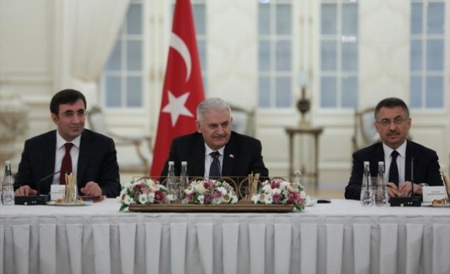 Başbakan Yıldırım: Türkiye artık engelli koşudan kurtulacak