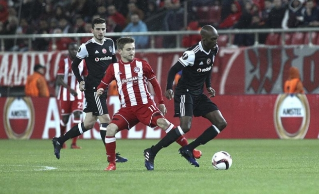 Beşiktaş Avrupa'ya döndü