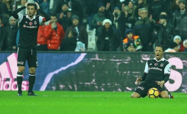 Beşiktaş'ın puan kayıpları beraberliklerden