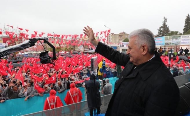Başbakan Yıldırım yarın Moğolistan'a gidecek