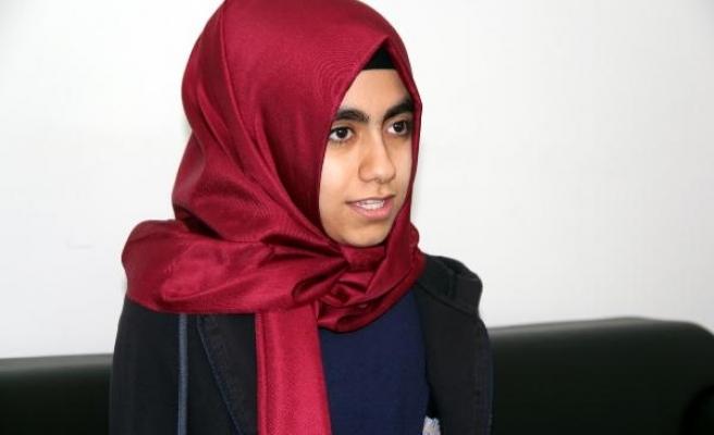 Bingöl'den bir öğrenci ilk kez YGS Türkiye 1'incisi oldu