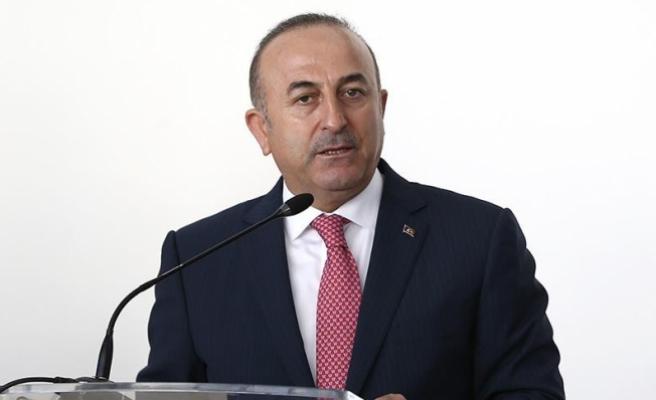 Dışişleri Bakanı Çavuşoğlu: Artık bu işin peşini bırakmacağız