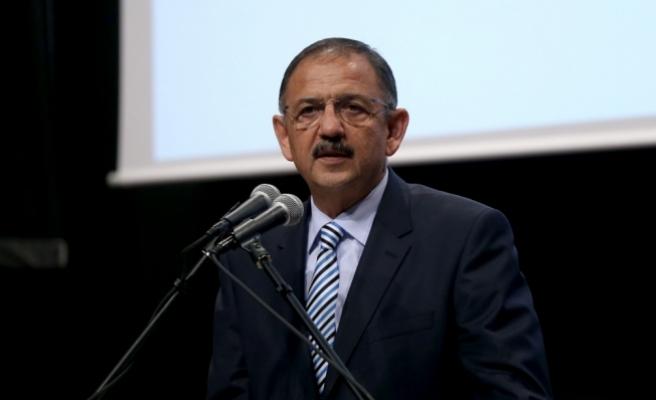 Çevre ve Şehircilik Bakanı Özhaseki: Hırsız içeride olunca kapı kilit tutmuyor