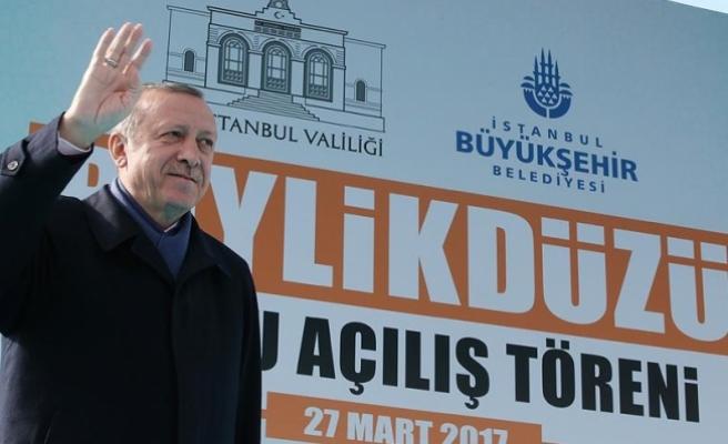 Cumhurbaşkanı Erdoğan: 16 Nisan'da istikrarı kalıcı hale getirmek istiyoruz