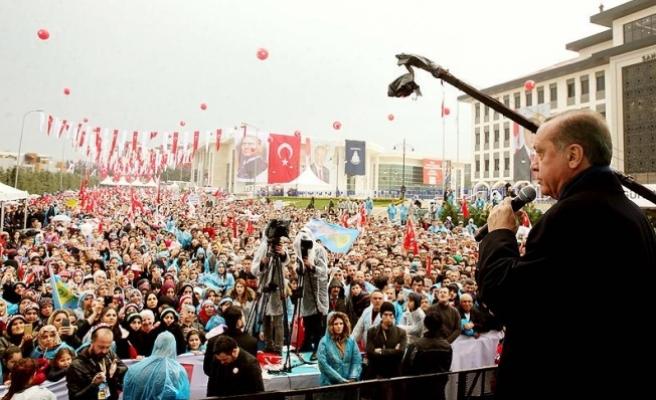 Cumhurbaşkanı Erdoğan: Haçlı ittifakı kendini eninde sonunda gösterdi
