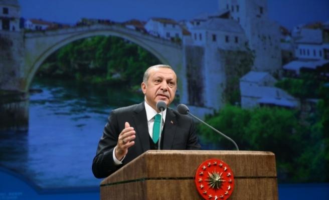 Cumhurbaşkanı Erdoğan: Kılıçdaroğlu yalan söylüyor