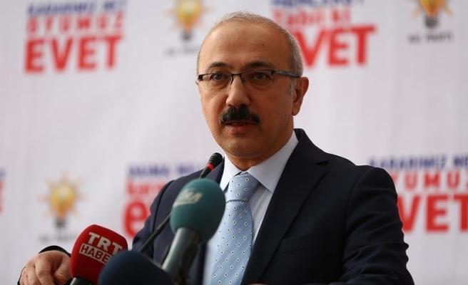Elvan: Kılıçdaroğlu'nun söyledikleri yalan