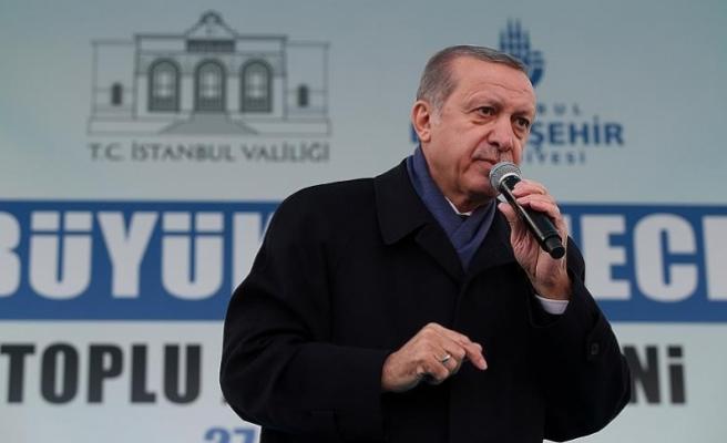 Erdoğan'dan Kılıçdaroğlu'na: İspat et, ben Cumhurbaşkanlığından istifa edeceğim