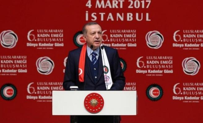 Erdoğan: Hani bu işlerden rahatsız olmuyordunuz