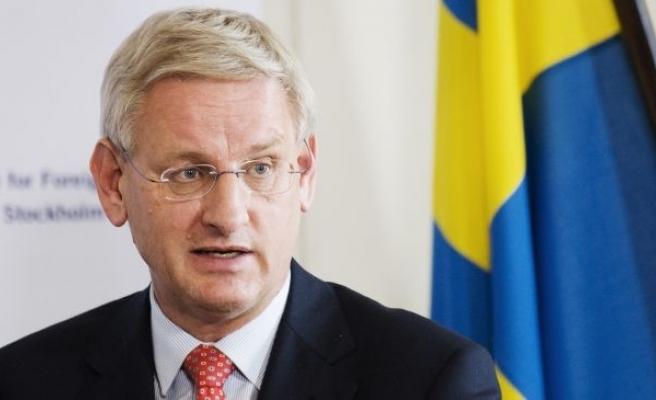 Eski İsveç Başbakanı ve Avrupa Dış İlişkiler Konseyi üyesi Bildt'ten Hollanda'ya tepki