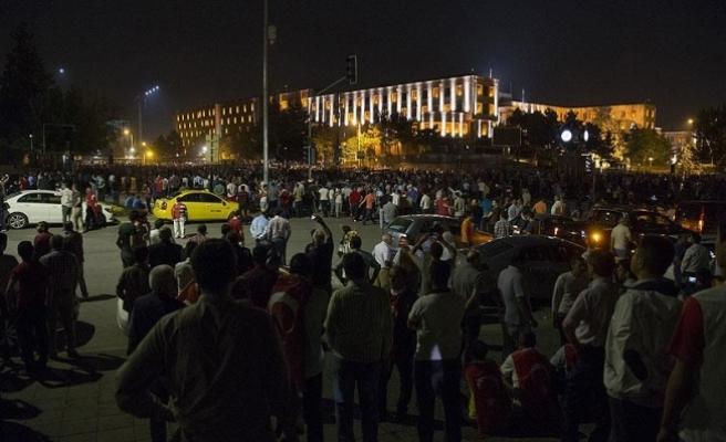 FETÖ'nün darbe girişimine ilişkin 'çatı iddianamesi' kabul edildi
