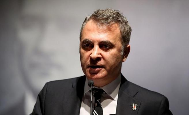 Fikret Orman, Beşiktaş'ta 5. yılını tamamladı