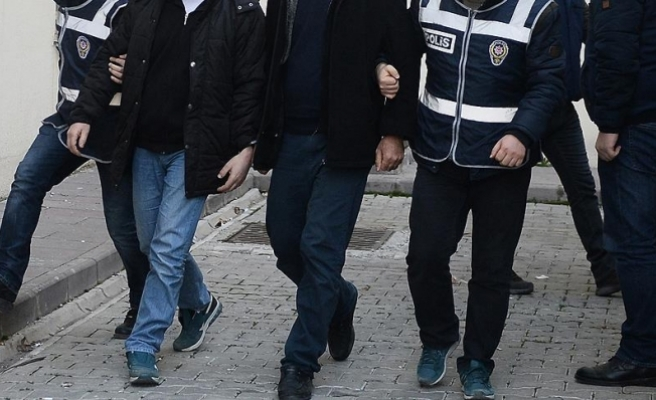 Gaziantep'te, 21 askere FETÖ'den gözaltı