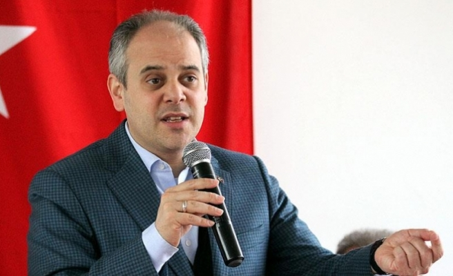 Gençlik ve Spor Bakanı Kılıç: Türkiye sizin iç politika malzemeniz değildir.