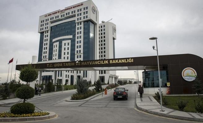 Gıda Bakanlığında 102 kişi hakkında FETÖ'den gözaltı kararı