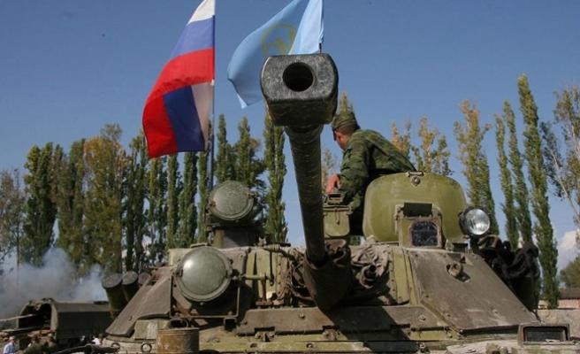 Güney Osetya'nın bazı askeri birlikleri Rus ordusuna katıldı