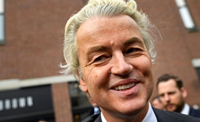 Hollandalı Irkçı Politikacı Wilders'den Küstah Paylaşım!