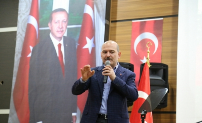 İçişleri Bakanı Soylu: O şarkıyı Kılıçdaroğlu ile beraber çal