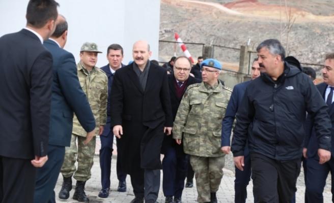 İçişleri Bakanı Soylu: Bütün inlerine girilmiştir, örgütün şehir yapılanması tamamen çökertilmiştir