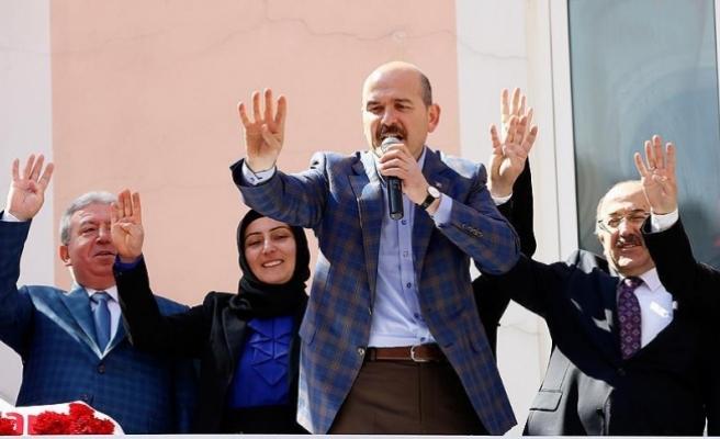 İçişleri Bakanı Soylu: Birbirine urganla bağlanmış FETÖ ile Kılıçdaroğlu
