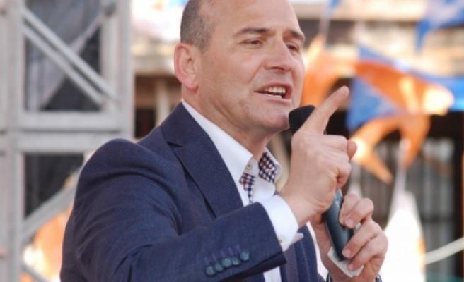 İçişleri Bakanı Soylu: Ben niye anlatıyorum ki Kılıçdaroğlu'nu getirelim anlatsın