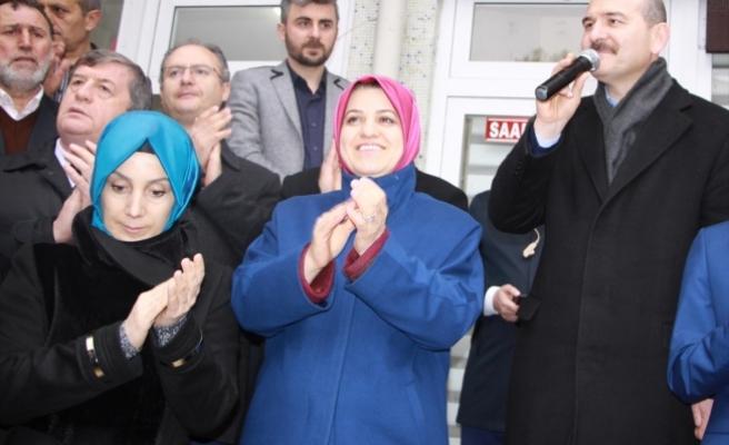 İçişleri Bakanı Soylu:  FETÖ'nün de PKK'nın da canına okuyoruz