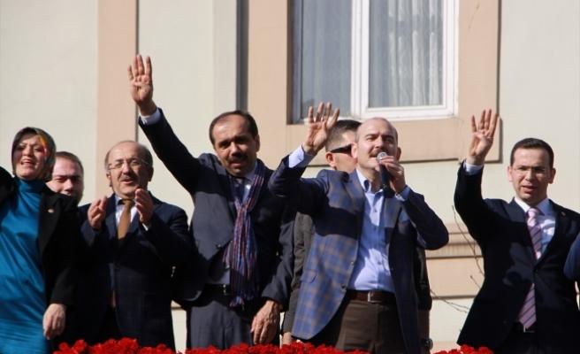 İçişleri Bakanı Soylu: Hadi şimdi özerklik ilan et de görelim seni