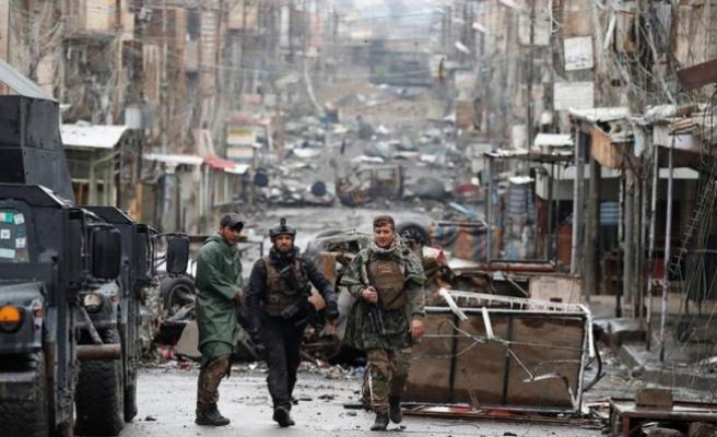 Irak İnsan Hakları Gözlemevi: Musul'da 3 bin 846 sivil öldü