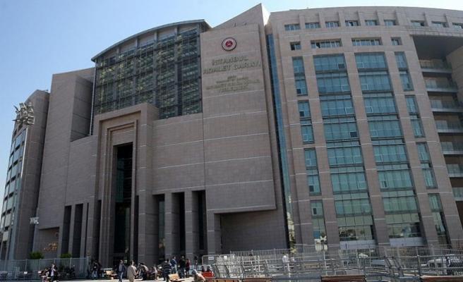 İstanbul Adliyesinde 'rüşvet' soruşturmasında 13 yakalama kararı