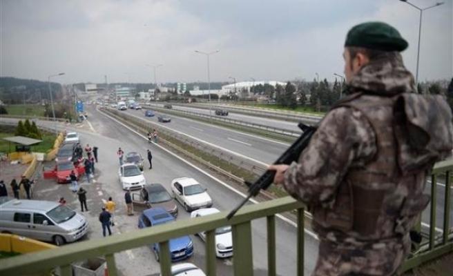 İstanbul'da Kurtkapanı-2 operasyonu
