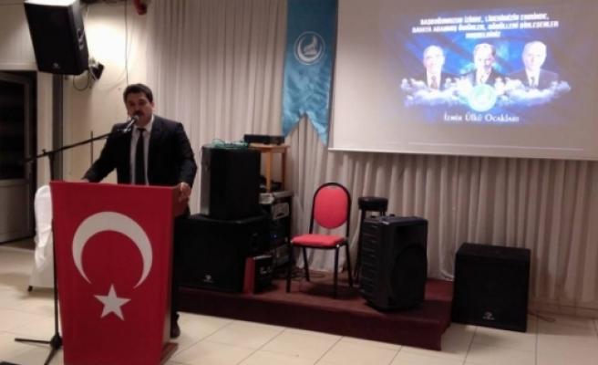 İzmir'de Görev Yapmış Ülkü Ocakları Başkanları: Kararımız 'Evet'