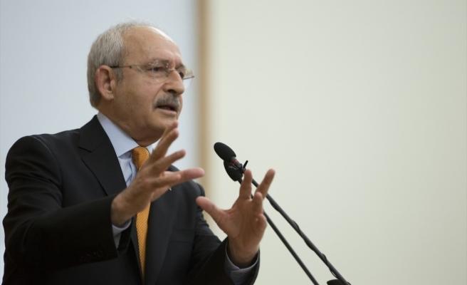 CHP Genel Başkanı Kılıçdaroğlu: Hollanda'yla ilişkilerimizi lütfen askıya alın