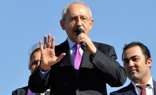 Kılıçdaroğlu: Anayasalar vatandaşlar arasında eşitlik yaratır