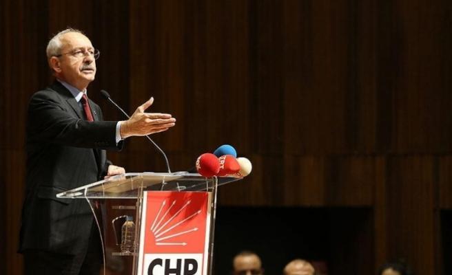 Kılıçdaroğlu: Binali Bey'in böyle bir ifade kullanmasını çok yadırgadım