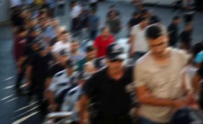 Kilis merkezli 5 ilde FETÖ'ye SODES operasyonu: 14 gözaltı