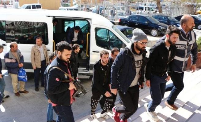 Kırıkkale'de DEAŞ operasyonunda 13 kişi tutuklandı