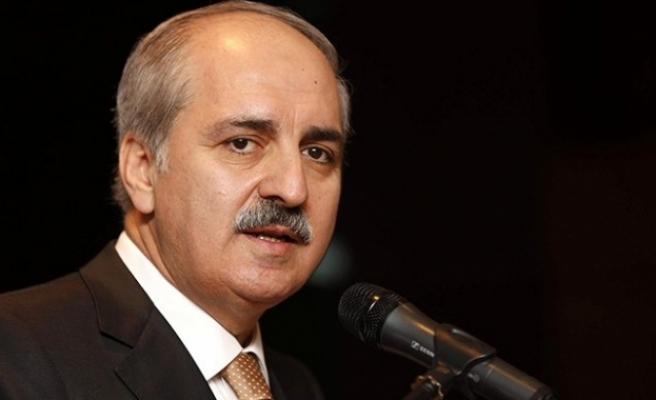 Kurtulmuş: Amerika ve Rusya 3- 5 bin PYD militanını mı tercih edecek, Türkiye Devletini mi?