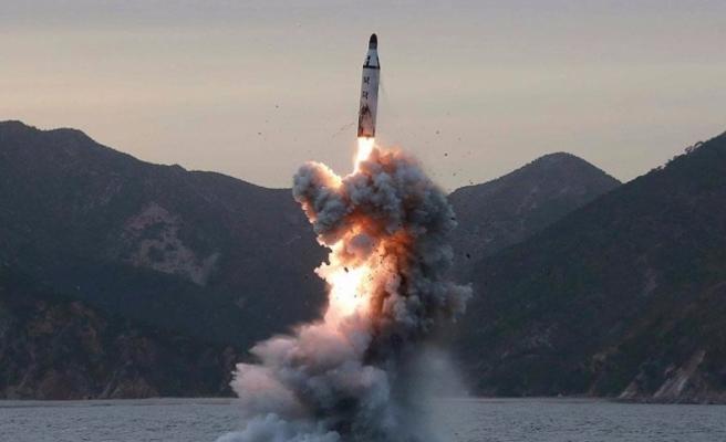 Kuzey Kore: Füze denemeleri ABD üslerine karşı yapıldı