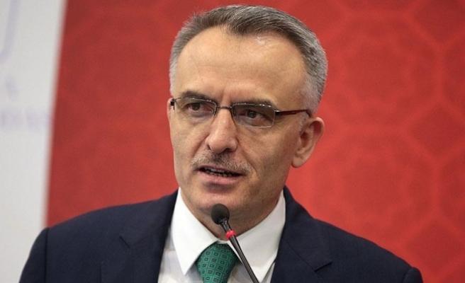 Maliye Bakanı Ağbal'dan personel alımı açıklaması
