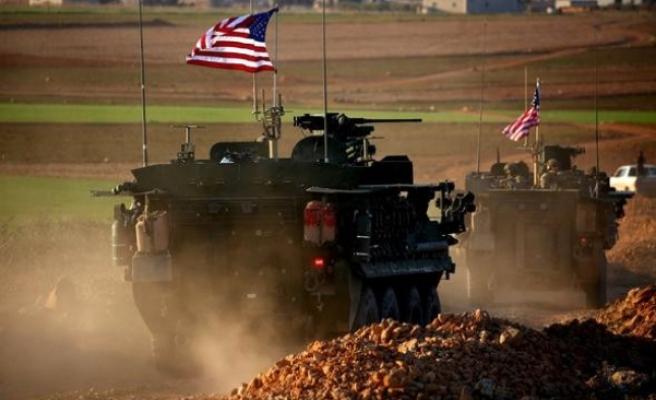 Menbiç'teki ABD Zırhlıları İlk Kez Bu Kadar Net Görüntülendi