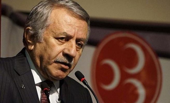 MHP'li Adan: Türkmenler yanarken bize uyku yoktur