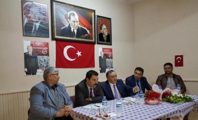 """MHP'li Akçay: """"Cumhurbaşkanlığı İle Meclis Seçimlerinin Aynı Anda Yenilenmesi Sistemin Sigortasıdır"""""""