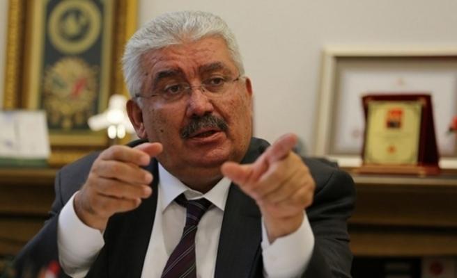 MHP'li Yalçın: Bozguncu Sözde Muhaliflerle CHP'nin Dili Aynı
