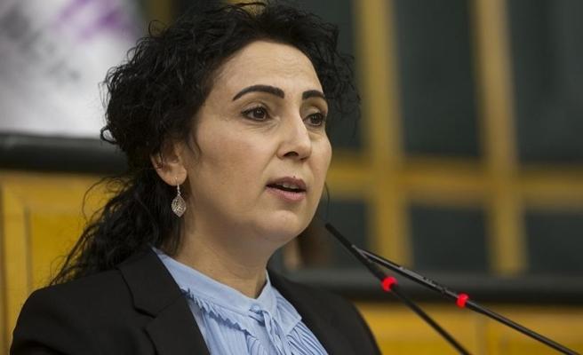 Milletvekilliğinin ardından Yüksekdağ'ın HDP üyeliği de düşürüldü