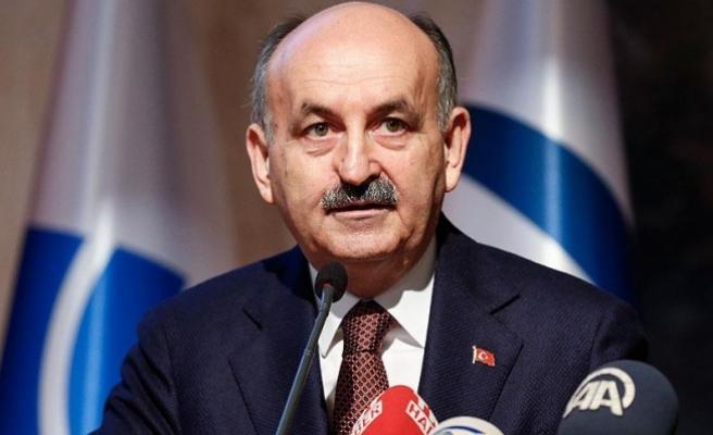 Müezzinoğlu: Türkiye'nin ve Türk milletinin çok güçlü bir potansiyeli var