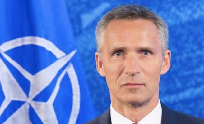 NATO Genel Sekreteri Stoltenberg: NATO'nun Gürcistan'a desteği sağlamdır