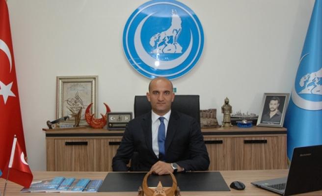 Olcay Kılavuz: Bilge Liderimiz Devlet Bahçeli Türk Milleti'nin Mukadder Güvencesidir