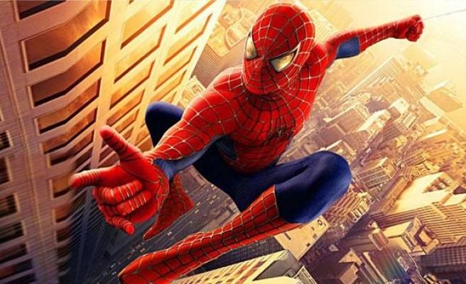 """""""Örümcek Adam"""" geri dönüyor"""