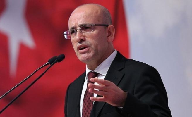 Şimşek: Türkiye'nin şoklara karşı dayanıklılığı arttı